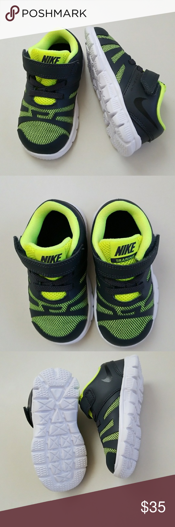 NWT Toddler Nike Training Shoes