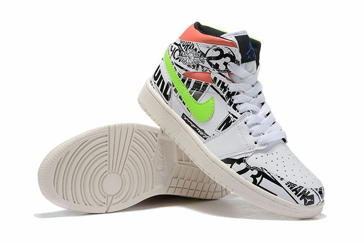 Men'sWomen's Nike Air Jordan 1 Retro High