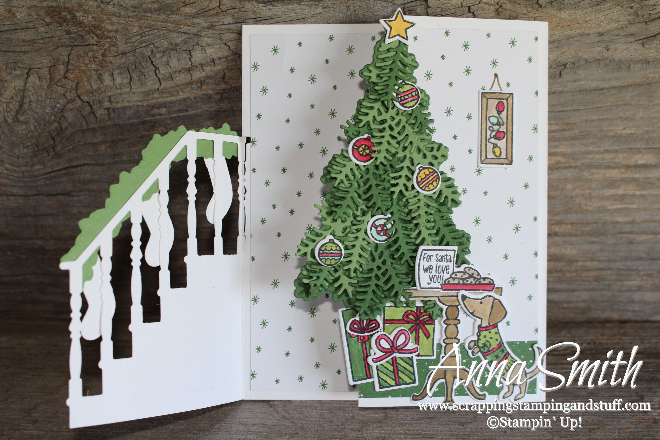 7 Days of Stampin\' Up! Holiday Catalog Sneak Peeks. Trifold ...