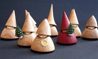 Tradition & Form - Die Kunst Zum Leben #woodlathelife #weihnachtenholz