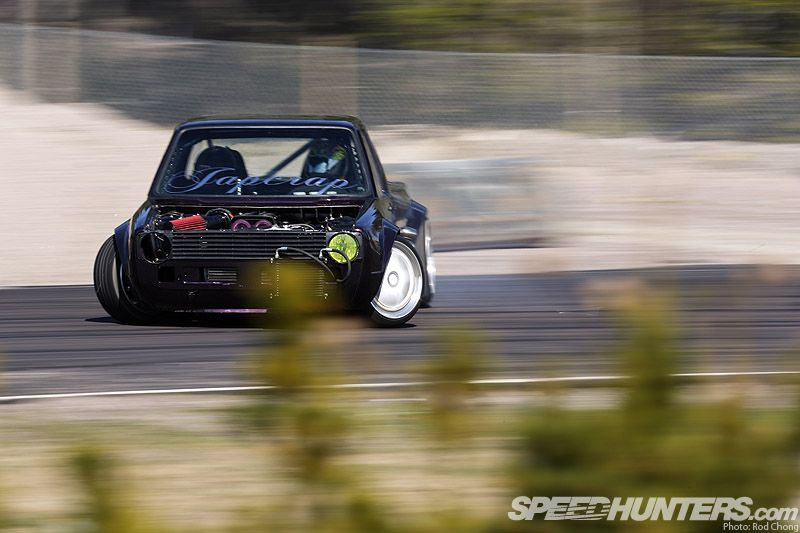 Driftbash Caddy Rod Vw 1jz Motor Rear Wheel Drive