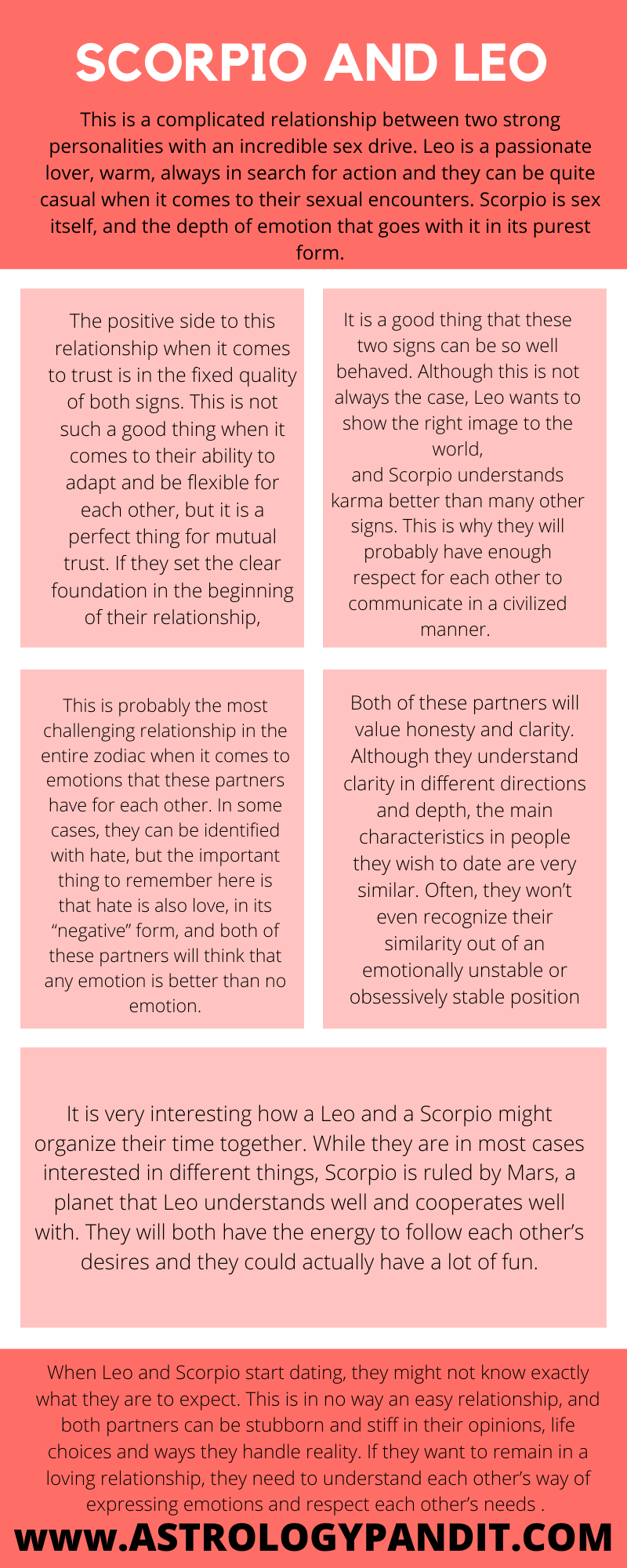 What scorpio man wants in a relationship