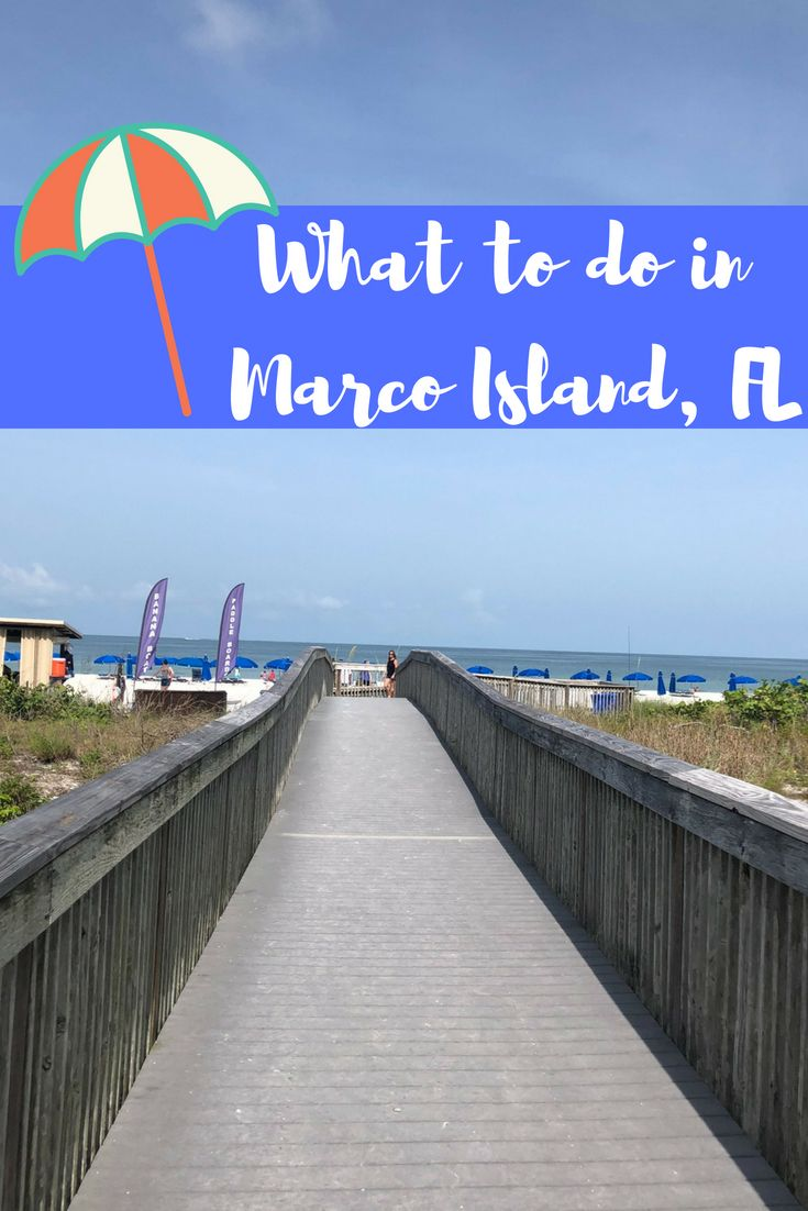 Our Review Of Activities And Restaurants In Marcoisland Florida Familytravel