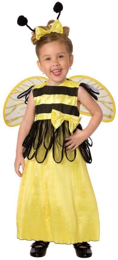 toddler costume honey bee | Halloween | Pinterest | Toddler costumes Bees and Honey  sc 1 st  Pinterest & toddler costume: honey bee | Halloween | Pinterest | Toddler ...
