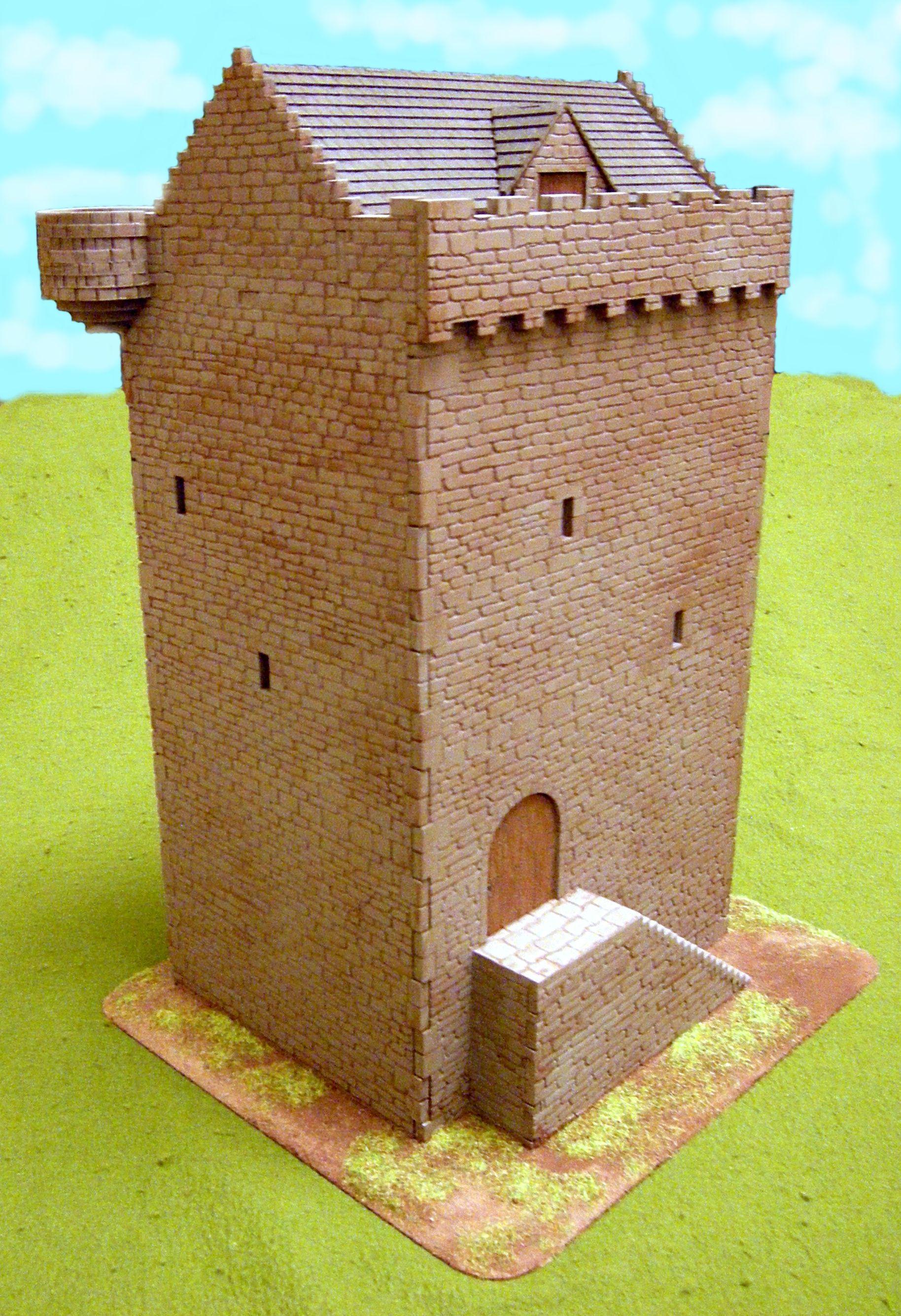 Peel Tower (Fortified Manor House).