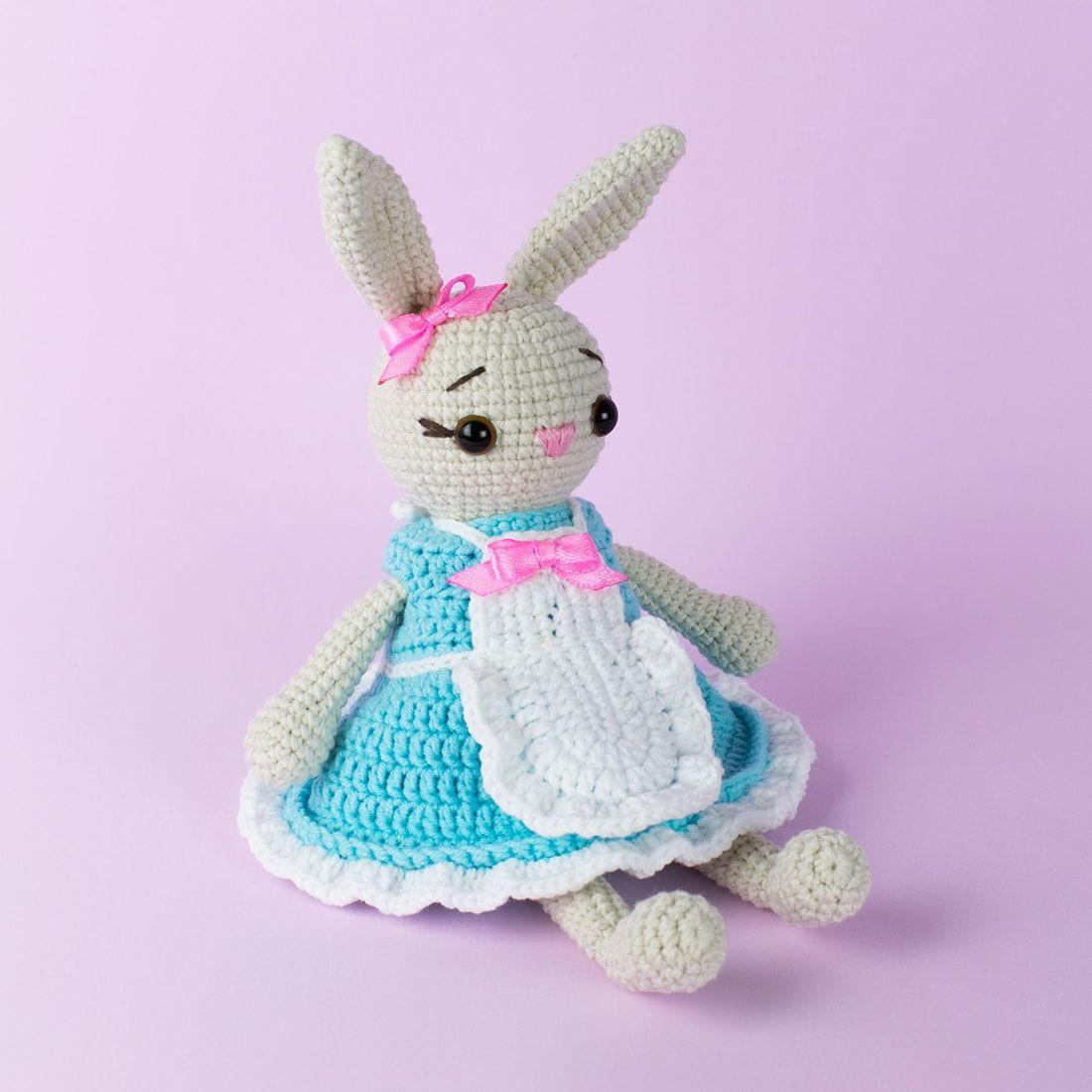 Free Amigurumi Bunny Crochet Patterns   Easter crochet patterns ...   1100x1100