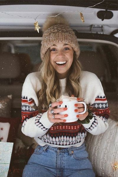 53 Perfect Christmas Outfits Ideas To Wear To A Holiday Party