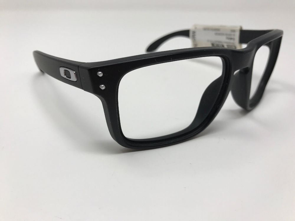 f09635b7ef3 Frame Only! Oakley Holbrook Men s Sunglasses 55 18 137  OO9102-01 BLACK  KJ64  fashion  clothing  shoes  accessories  mensaccessories ...