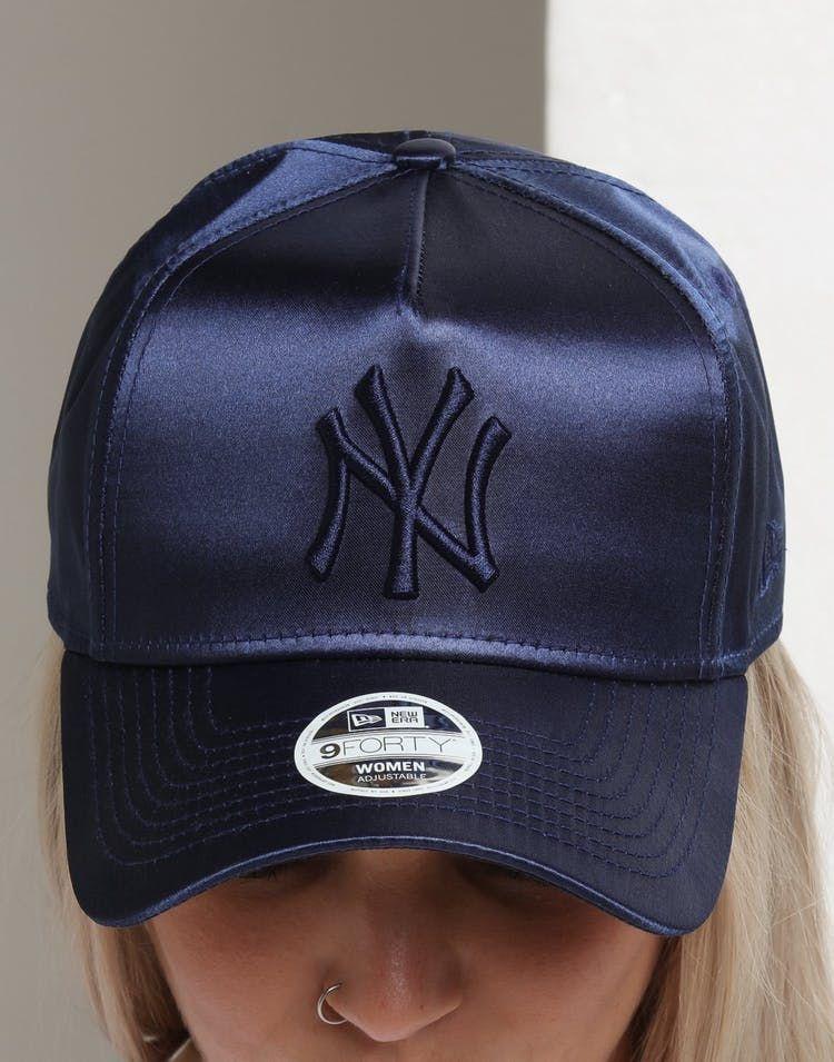 New Era A-Frame Trucker Cap Jersey New York Yankees Creme