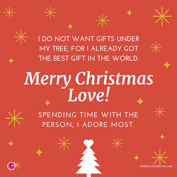 Christmas wishes for your loved ones Christmas wishes