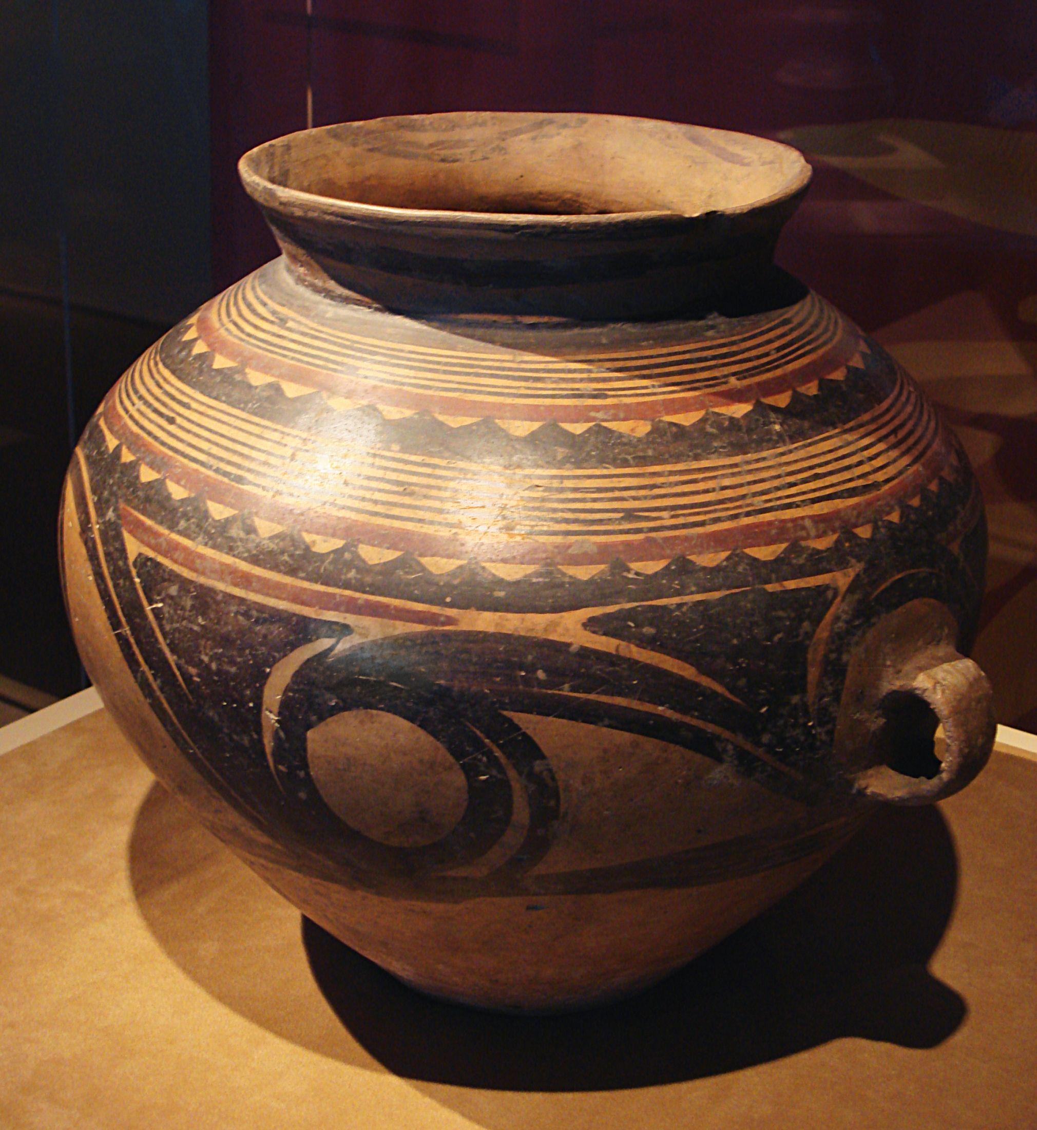 Treasures of ancient china painted jar majiayao culture late treasures of ancient china painted jar majiayao culture late neolithic period 3300 2200 bc reviewsmspy