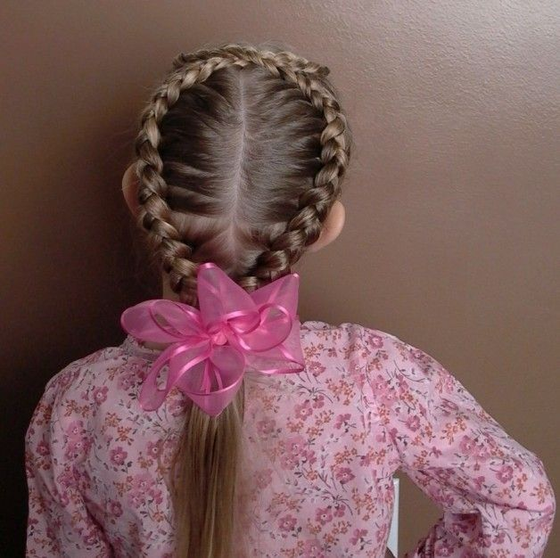 Kids Hairstyles For Birthday Party Kids Party Hairstyles Behairstyles Kids Hairstyles For Birthday Party
