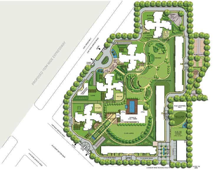 Residential Master Plan Google Search Landscape Plans Landscape Architecture Design Landscape Design Plans