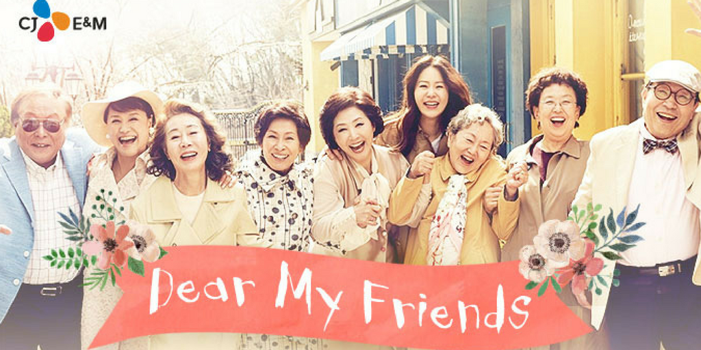 Korean Drama Tip #1: Dear My Friends - Morning Lands | Korea, Melodrama, Gambar kehidupan