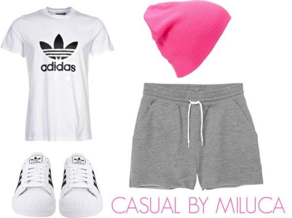 """""""CASUAL"""" by milucagv on Polyvore"""