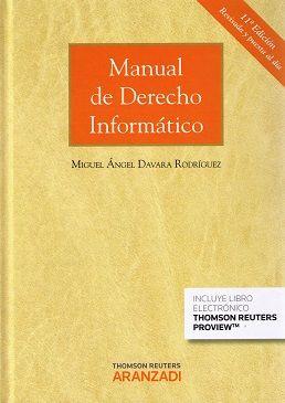 Resultado De Imagen De Manual De Derecho Informático Miguel ángel Davara Rodríguez Aranzadi 2015 Ciências Sociais Ciencias Social