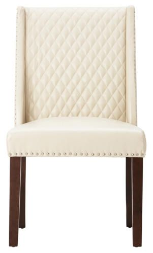 Warner Taupe Parsons Chair - Art Van Furniture | Chairs-Stools ...