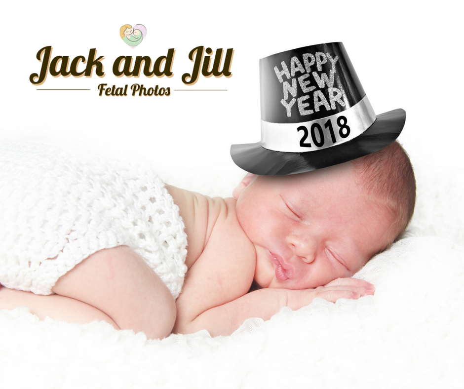 Happy New Year From Jack And Jill 3d 4d Ultrasound Baby Images Cute Baby Photos Happy New Year Baby