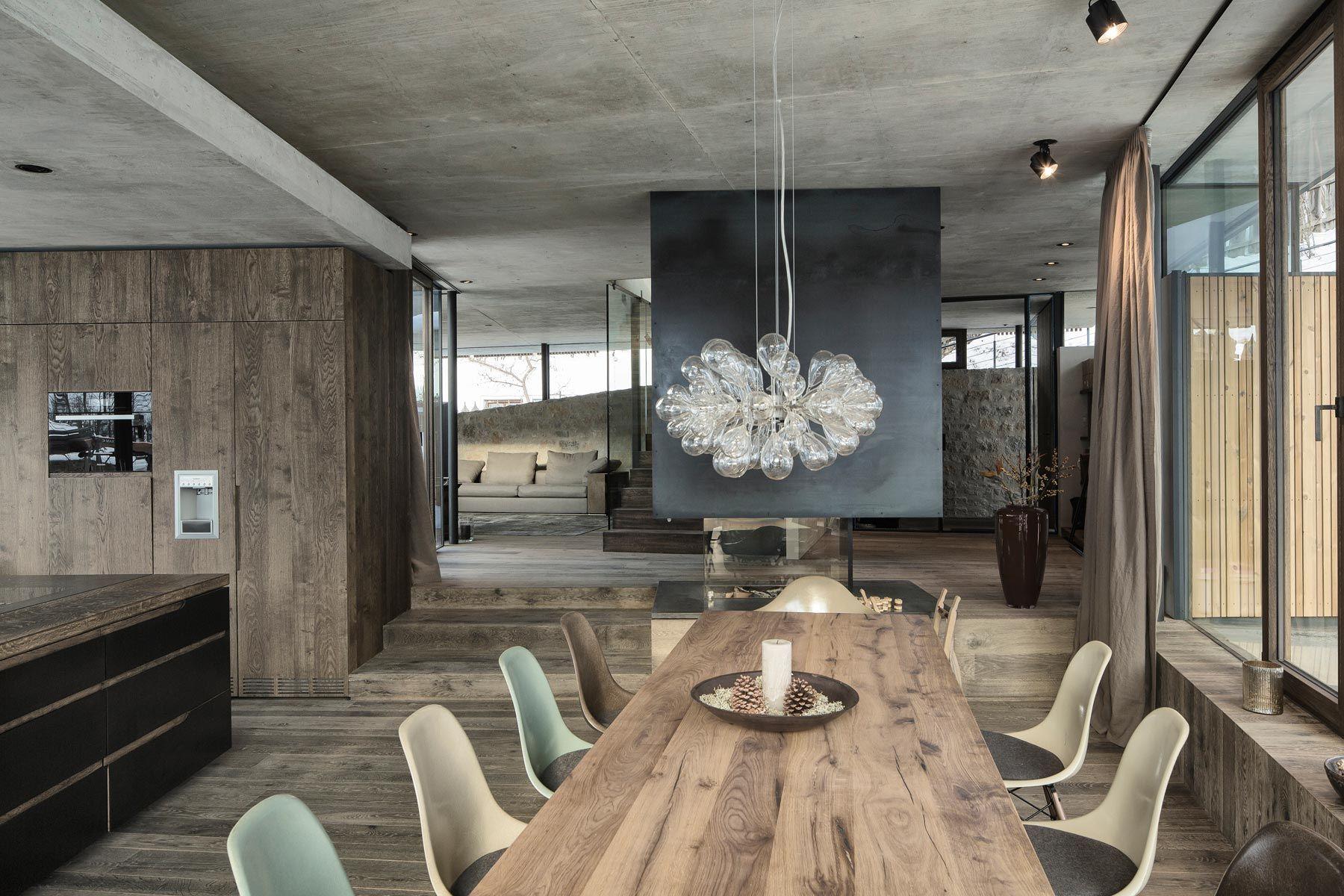 haus walde 2011 2012 kitzb hel tirol planung n umsetzung gogl architekten interior n. Black Bedroom Furniture Sets. Home Design Ideas