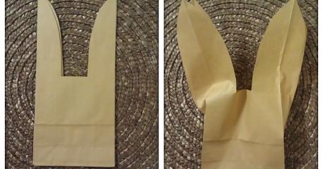 Essa sugestão além de fácil de fazer fica uma graça. Use sacos de papel, o tamanho pode variar de acordo com as guloseimas que serão coloc...