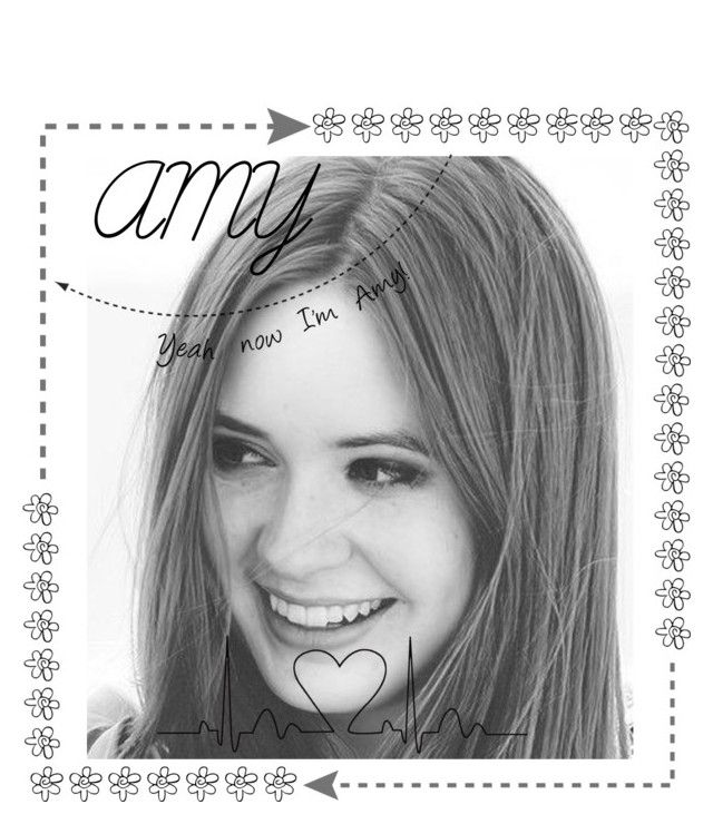 """""""random Icon - Amelia Pond (open) your name will be where Amy's is"""" by audrey-panda ❤ liked on Polyvore featuring BOTTS1x035 and Imaybeterribleaticonsoops"""