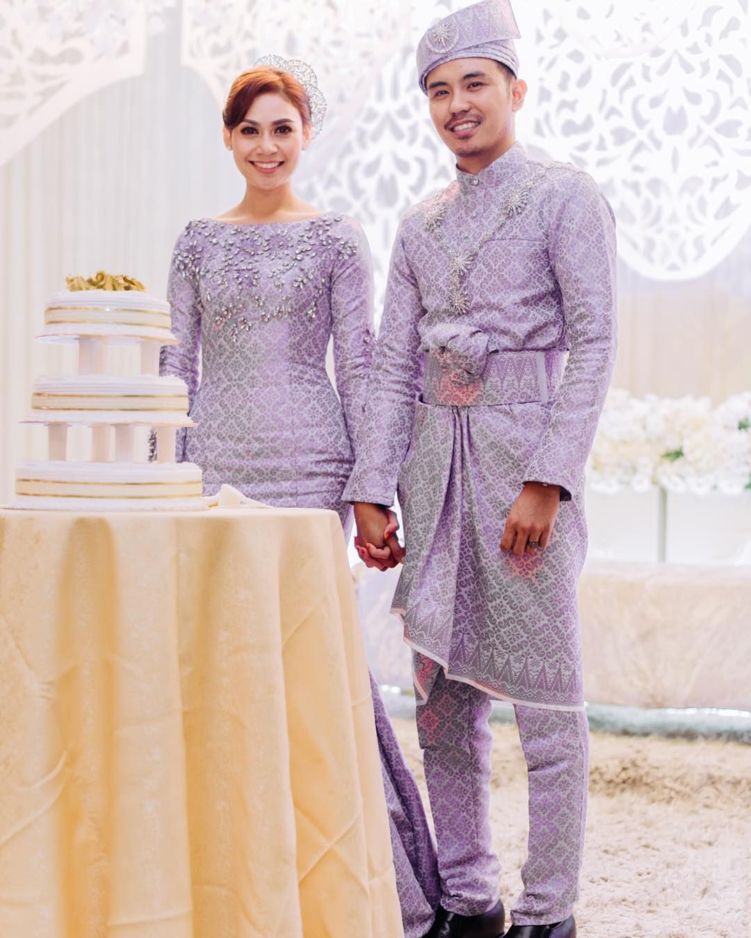 Wedding Gown Malaysia: Amazing Traditional Wedding Costumes Of Southeast Asia