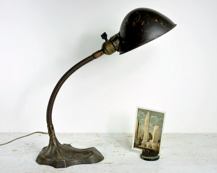 Vintage Retro Desk Lamps Photo   1