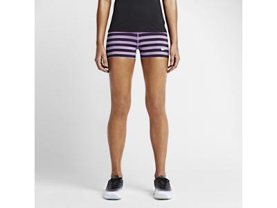 "Nike 3"" Pro Stripes and Dots Women's Training Shorts"