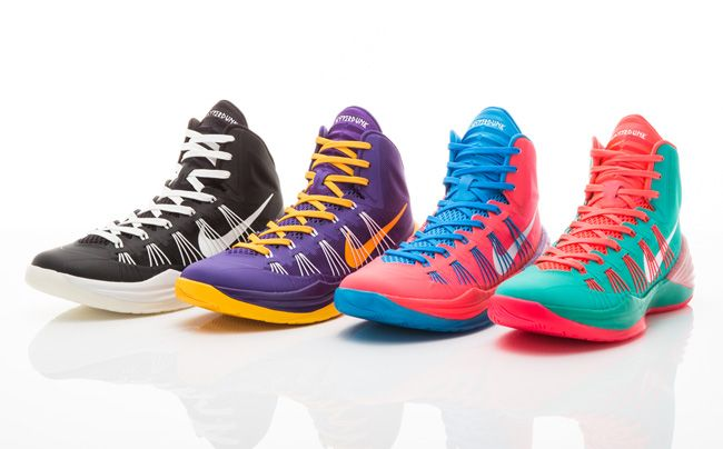 Hyperdunk 2013 Now on Nike iD