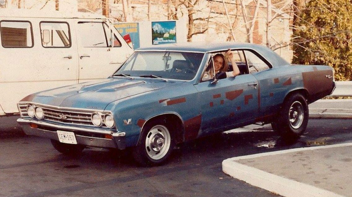 1967 chevelle Maintenance of old vehicles: the material for new cogs ...