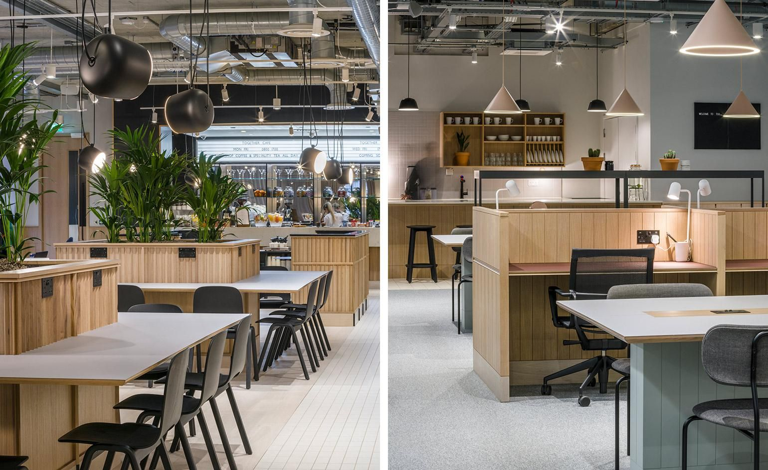 Designconscious coworking spaces around the world