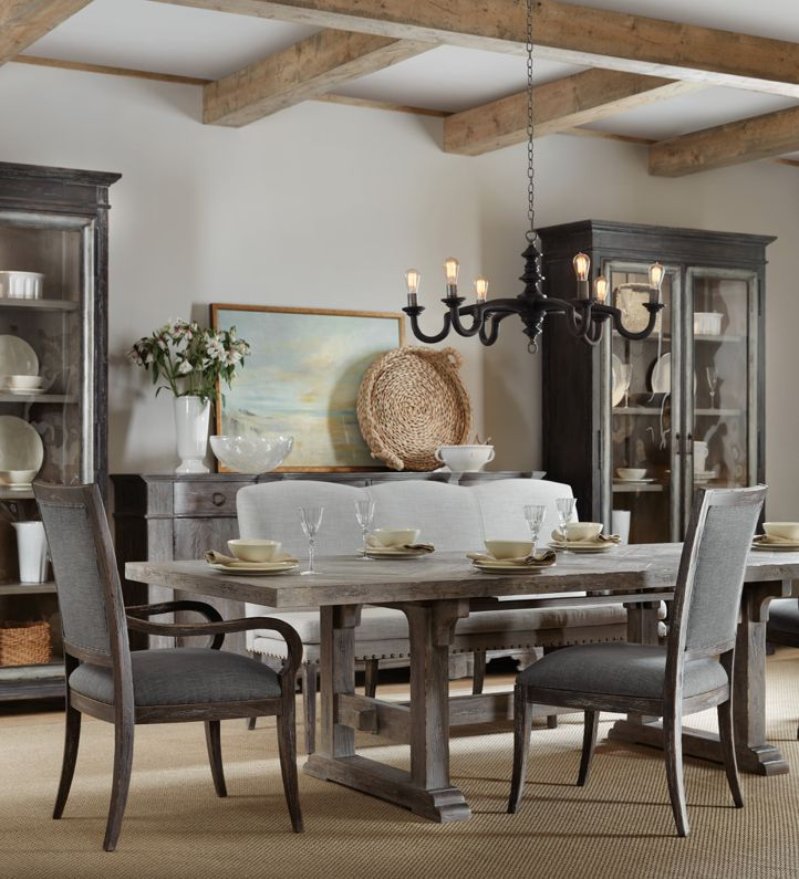 Dine like you mean it. Hooker Furniture. | An exceptional ...