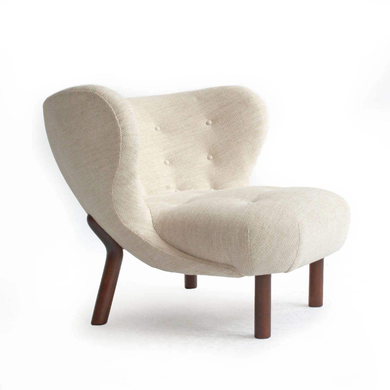Viggo Boesen The Little Petra Lounge Chair A J Iversen Furniture Modern Lounge Chairs Chair