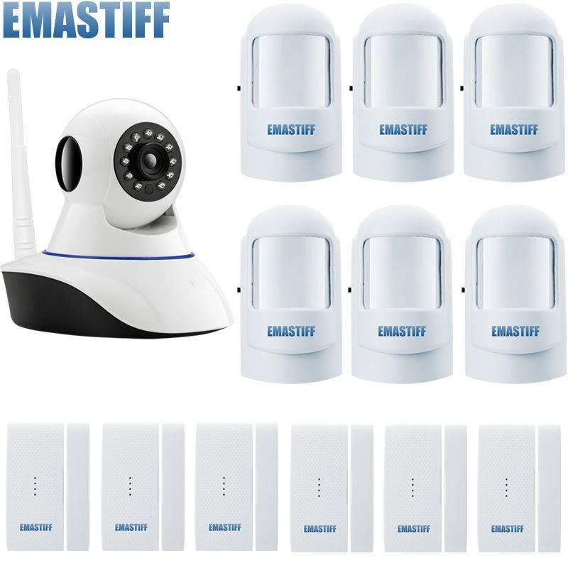 720p Security Network Wifi Ip Camera Megapixel Hd Wireless Digital Security Camera Ir Infra Security Cameras For Home Security Alarm Home Security Alarm System