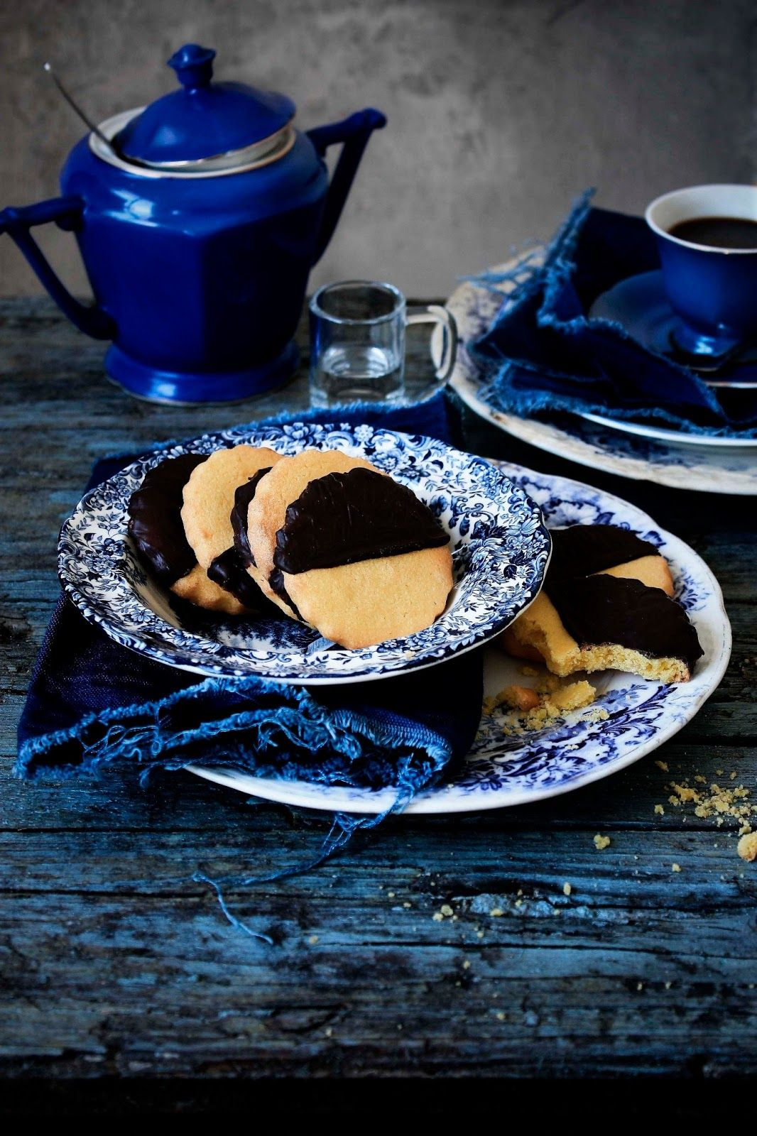Pratos e Travessas: As minhas bolachas preferidas # My favorite cookies | Food, photography and stories