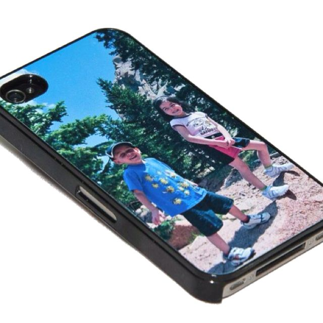Personalized iPhone 4 & 4S cases, order yours today.