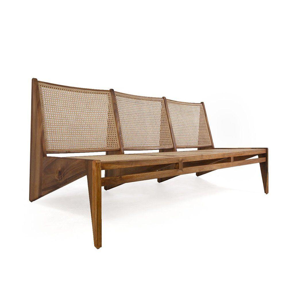 Mid Century Jeanneret Sofa Modern Sofa Sectional Sofa Mid
