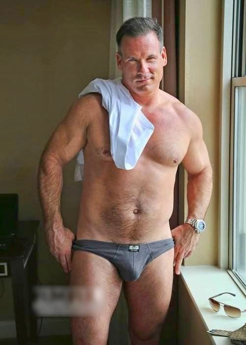 hot mature male