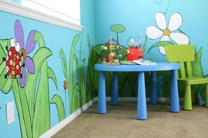 Wall Decoration Kindergarten Classroom Decoration Ideas