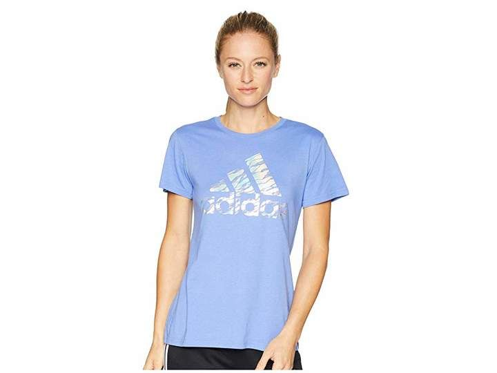 6f1a7ed54037 adidas Badge of Sport Camo Print Tee Women's T Shirt   Products ...