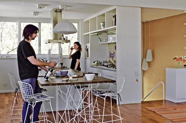 revista living cocinas - Buscar con Google | Muebles Retro/ Vintage ...
