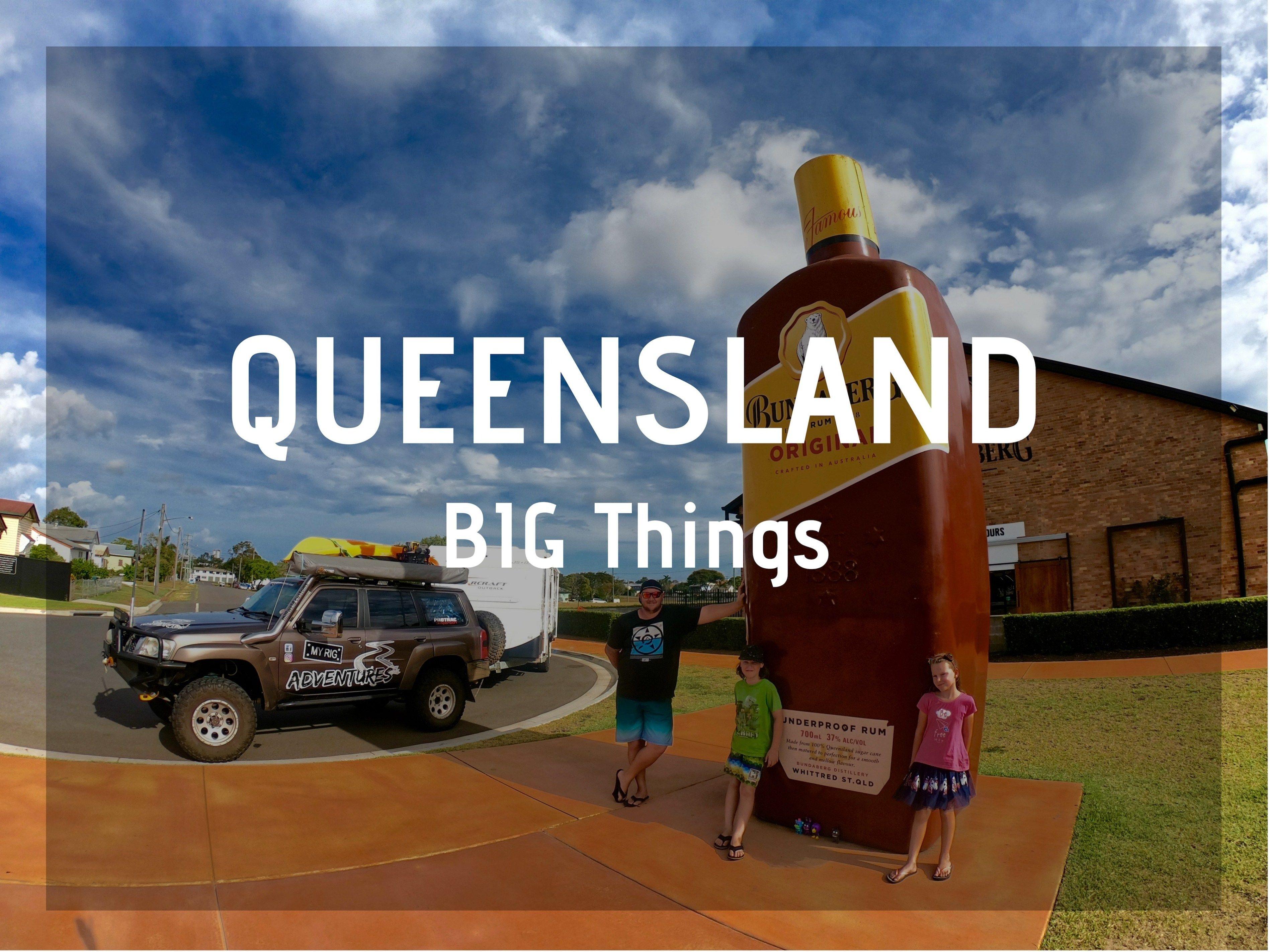 Queensland 'BIG Things' Queensland, Kakadu national park