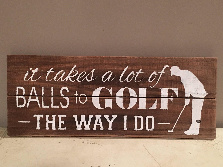 Golf Signs Home Decor   Vtwctr
