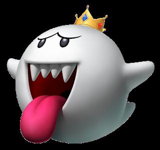 Gifs Y Fondos Paz Enla Tormenta Imagenes De Mario Bros Y Sus Amigos King Boo Super Mario Mario