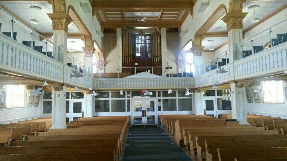 Pentecost Sunday liturgical decor