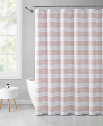 Vcny Home Stripe Eyelet 72 X 72 Shower Curtain Reviews