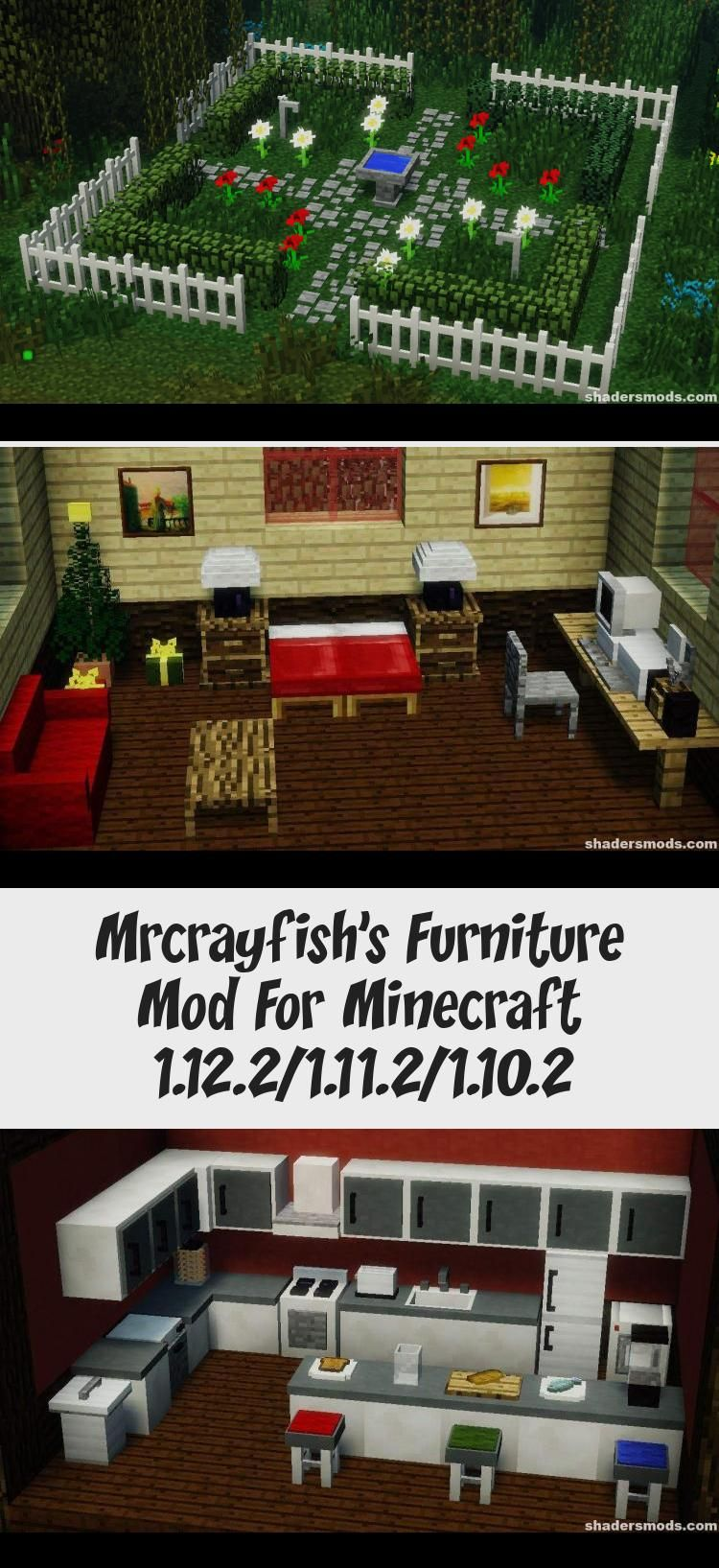Mrcrayfish S Furniture Mod For Minecraft 1 12 2 1 11 2 1 10 2 Shaders Mods Minecraftdiy Minecraftpaisajes Minecraftco Minecraft Mods Minecraft 1 Minecraft