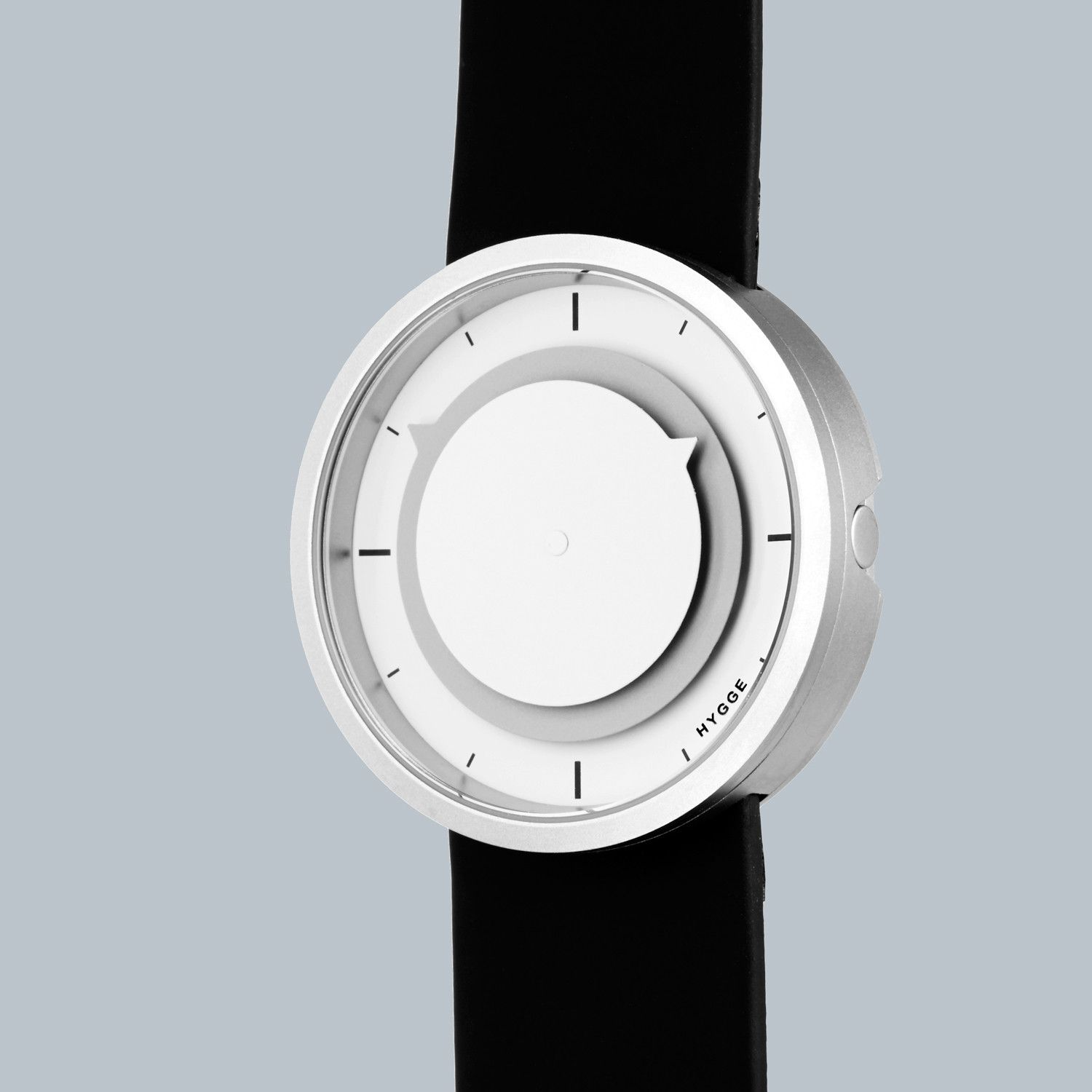 Very nice and clean modern watch from Hygge.