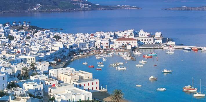 Mykonos #GreekIsles