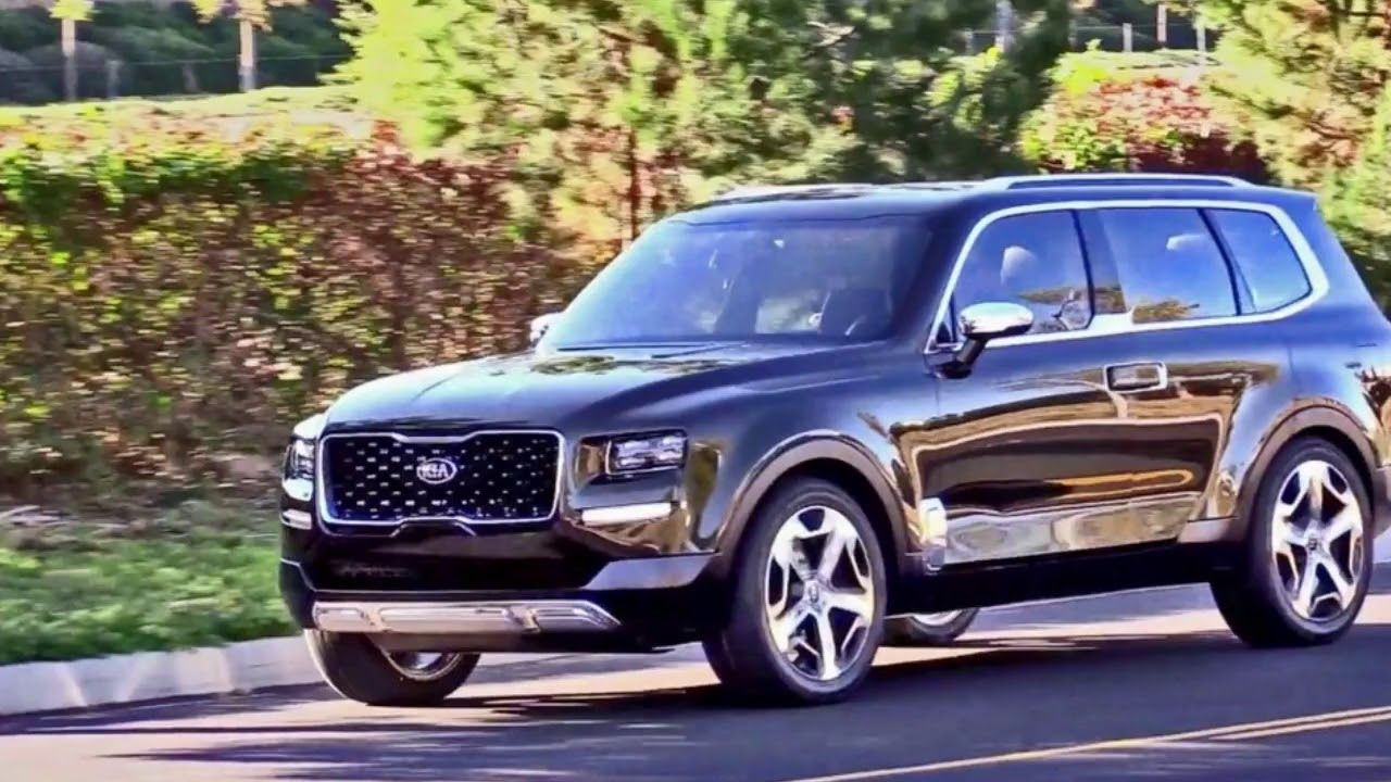 2019 Kia Telluride This Suv Was Huge At 70 9 Inches High 79 1 Inches Wi New Suv Kia Super Sport Cars